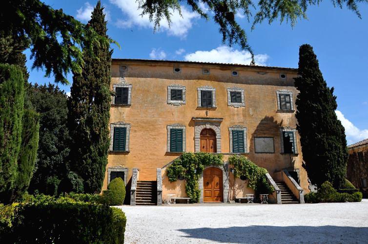 Villa Di Ulignano Villa Volterra Pisa Toscana