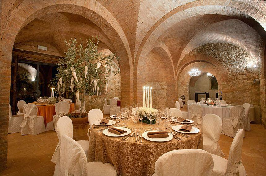 Ricevimenti Matrimoni Toscana : Villa ricrio castello guardistallo pisa toscana