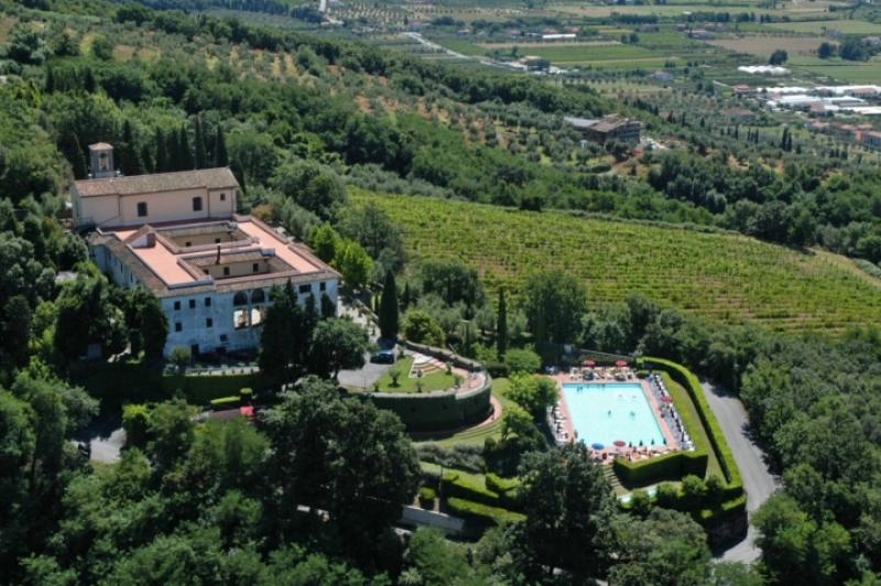 Hotel Matrimoni Toscana : Antico convento park hotel et bellevue dimora storica