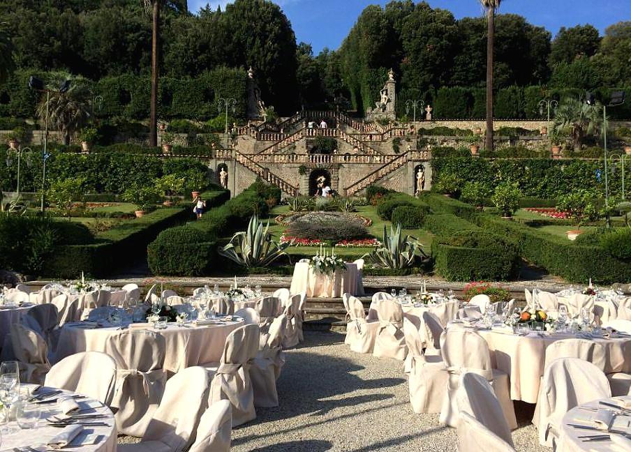 ristorante per matrimonio in toscana