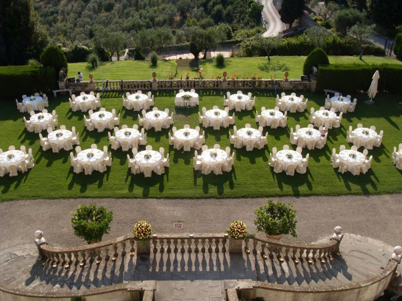 Villa La Ferdinanda Firenze