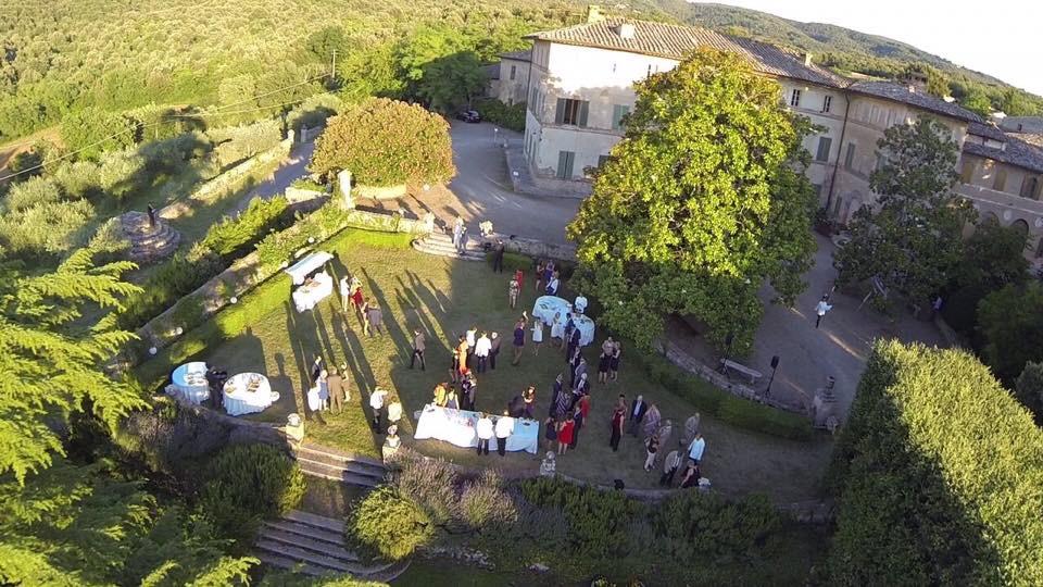 Tenuta Matrimonio Toscana : Bichi borghesi dimora storica monteriggioni casole d