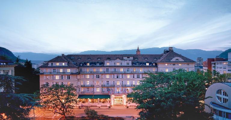 Hotel Park Laurin Bolzano