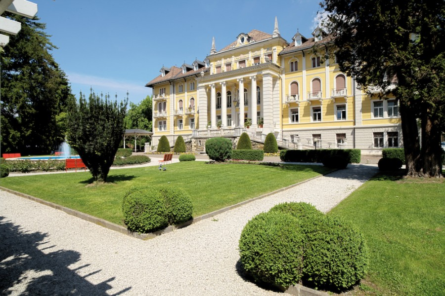 Grand Hotel Imperial Levico Terme Trentino
