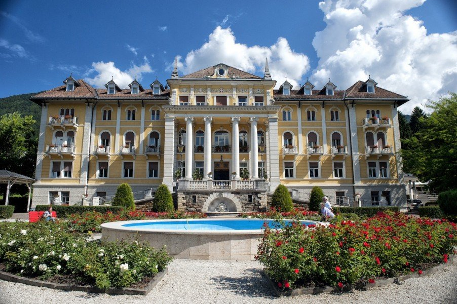 Grand Hotel Imperial In Levico