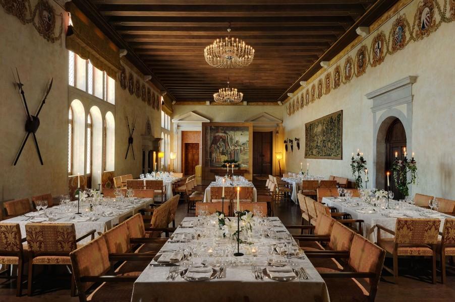 Castelbrando Castello Cison Di Valmarino Treviso