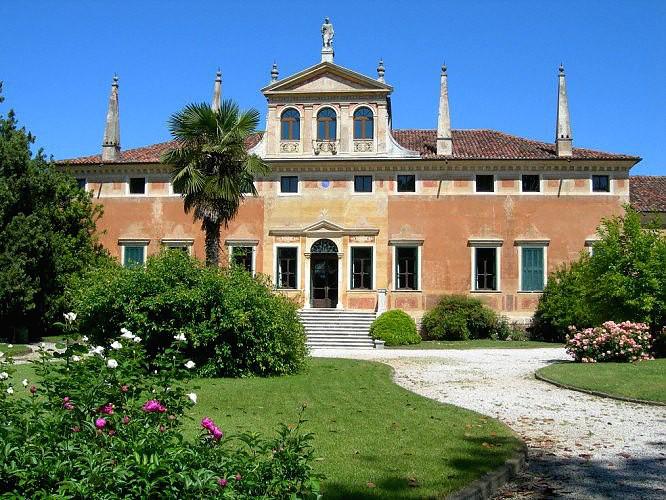 Villa manin cantarella luxury villa noventa vicentina vicenza
